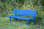 скамейка — Стоковое фото