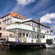 Stock Photo: House boat