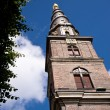 Foto Stock: Church of Our Saviour, Copenhagen