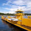 Stock Photo: Ferryboat