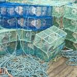 Fishing nets — Stock Photo #10151371