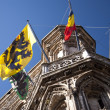 City hall of ghent — Lizenzfreies Foto