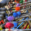 Stock Photo: Bicycles hdr
