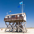 Beach of St. Peter-Ording — Stock Photo #10159588