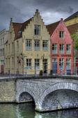 Bruges — Stockfoto