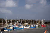 Fischerboote — Stockfoto