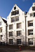 Beguinage in amsterdam — 图库照片
