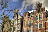Amsterdam hdr — Stock Photo