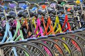 Bicicletas hdr — Foto de Stock
