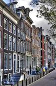 Amsterdam hdr — 图库照片