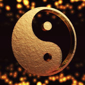 Ying Yang — Stock Photo