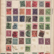 Stamps — Stock Photo #10163224