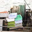 Fishing port — Stock Photo