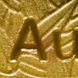 Gold — Stock Photo #10163791