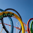 Stockfoto: Amusement park