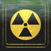 Radioactivity — Stock Photo
