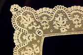 Pillow lace — Stock Photo
