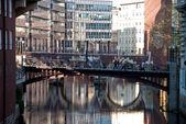Amburgo — Foto Stock
