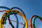 Parque de diversões — Foto Stock