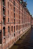 Hamburg — Stockfoto