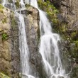 Waterfall in Harz Mountains, Germany — Foto Stock