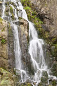 Waterfall in Harz Mountains, Germany — Stock Photo
