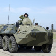 Stock Photo: RussiBTR-80