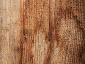 A texture of brown wood — Stock Photo