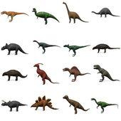 Prehistoric dinosaurs — Stock Photo