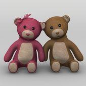Teddy bears — Stock fotografie