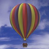 Balloon — Stock Photo