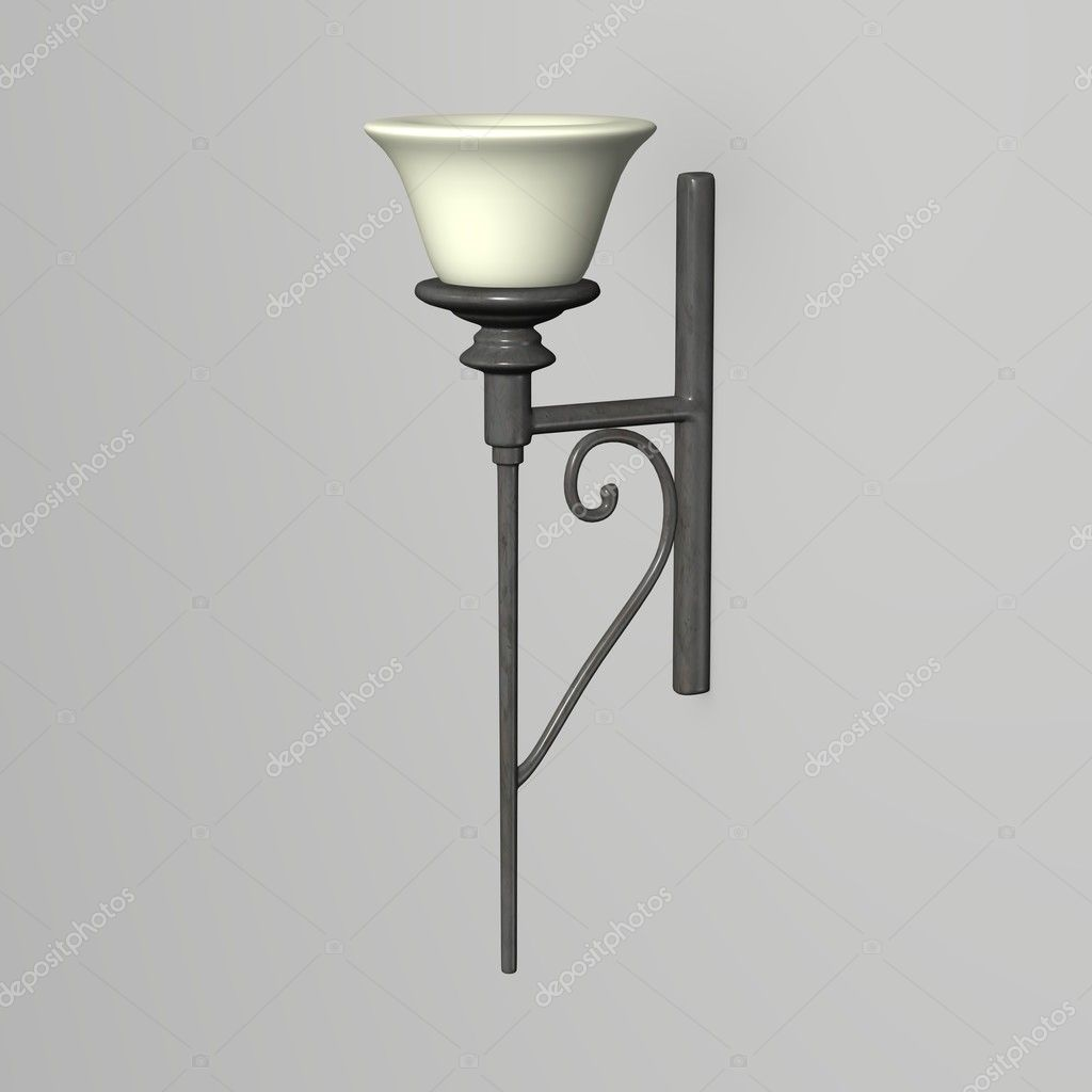 3d render of cellar light — Stock Photo #10075518