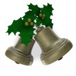 Xmas bells — Stock Photo