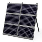 Panel słoneczny — Zdjęcie stockowe