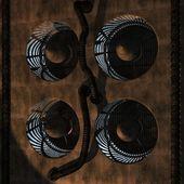 вентиляторы — Стоковое фото