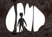 洞窟 — ストック写真
