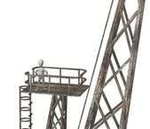 Land crane — Stock Photo
