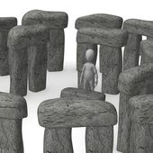 Stonehenge — Stockfoto