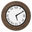Stock Photo: 3d render of old clock