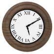 3d render of old clock — Stock Photo