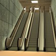 3d render of escalator stairs — Foto de Stock