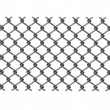 3d render of chain fence — Stock Photo #10705249