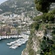 View Monaco Mediterranean — Stock Photo