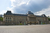 Brussels Royal Palace — Stock Photo