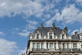 Downtown Brussels Living — Stock Photo