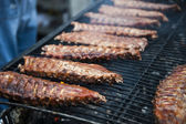 Slabs of Ribs — Stock Photo