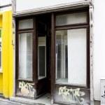 Abandoned Store — Stock Photo
