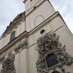 Angular St. Jakob Kirche — Stock Photo #10634047