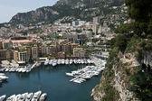 Monaco on High — Stock Photo