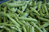Snap Peas — Stock Photo